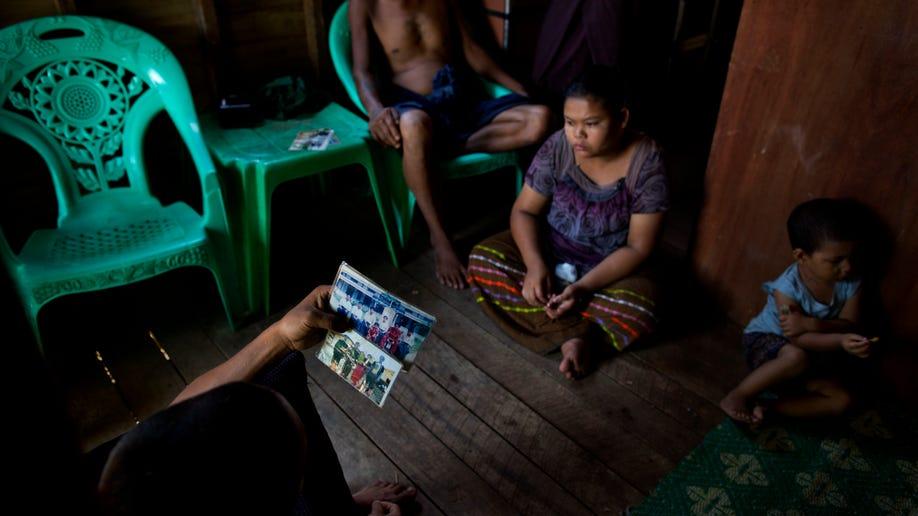Myanmar's Boy Soldiers