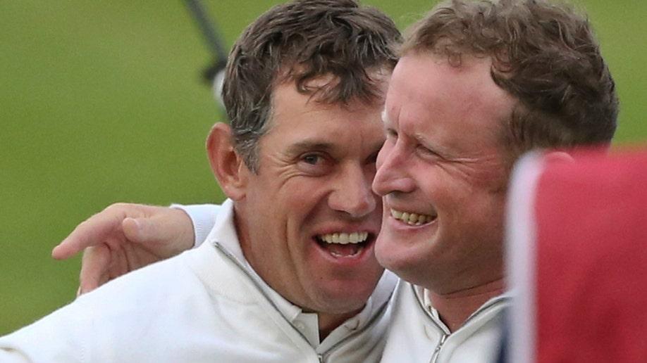 Britain Ryder Cup Golf