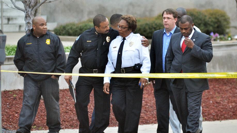 418a34e6-Police Headquarters Shooting