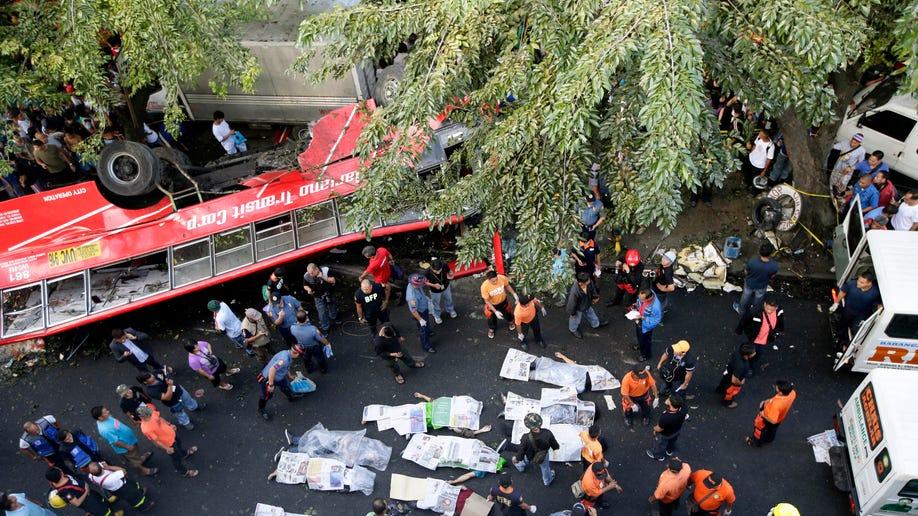 4e848740-Philippines Bus Accident