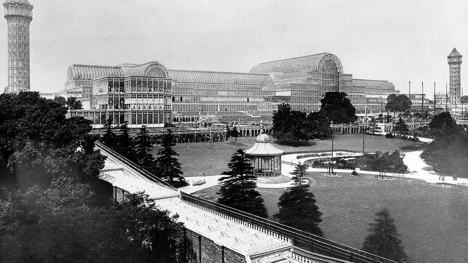 Britain Crystal Palace