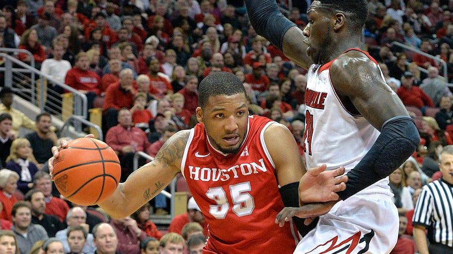 Houston Louisville Basketball