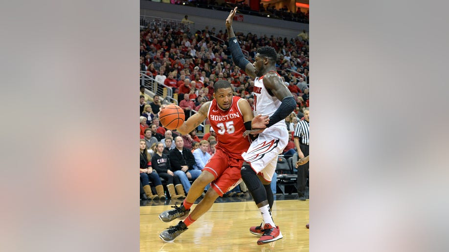 Houston Louisville Basketball