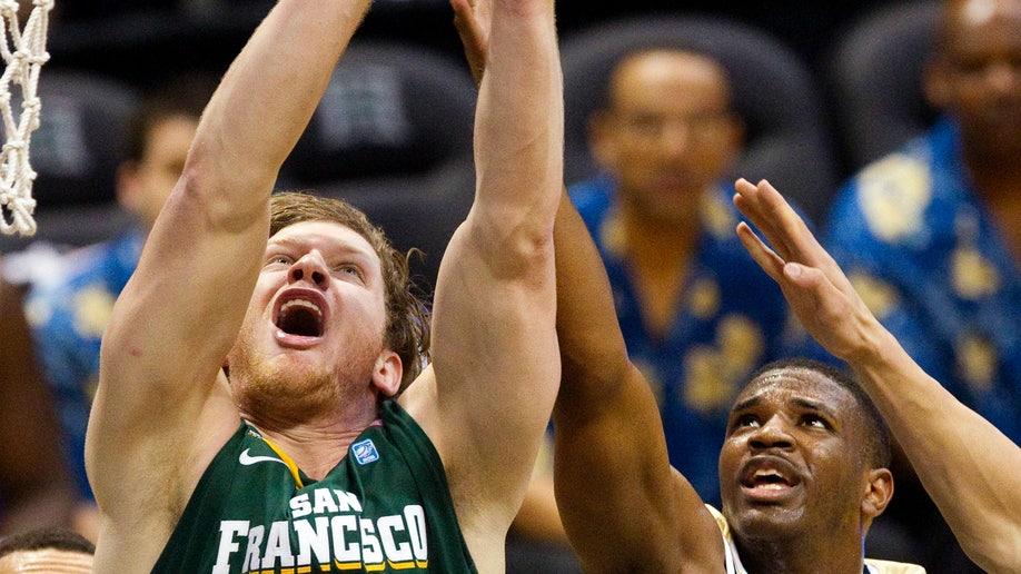 San Francisco ETSU Basketball