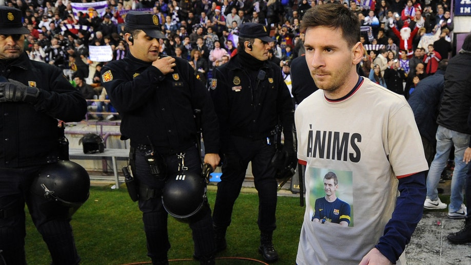 d0e408be-Spain Soccer La Liga