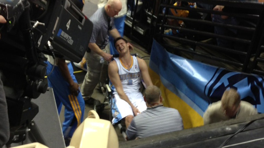 3e8894a2-Mavericks Nuggets Gallinari Basketball