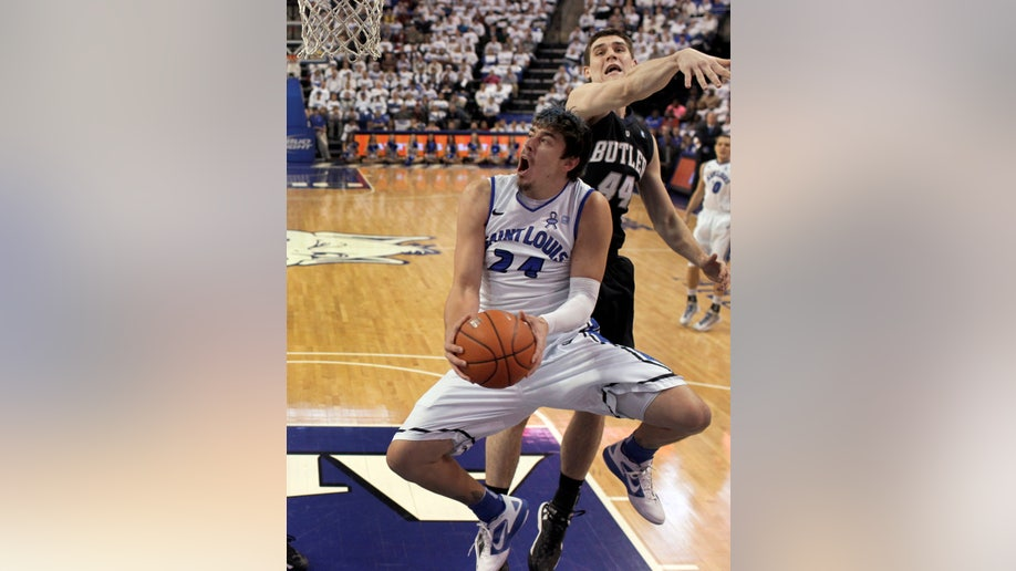 Butler Saint Louis Basketball
