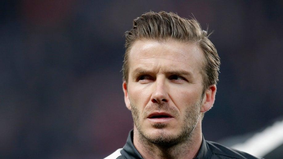 France Beckham Retires