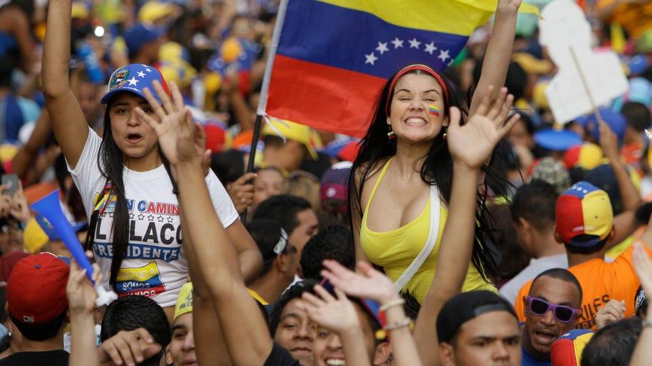 VENEZUELA-ELECCION