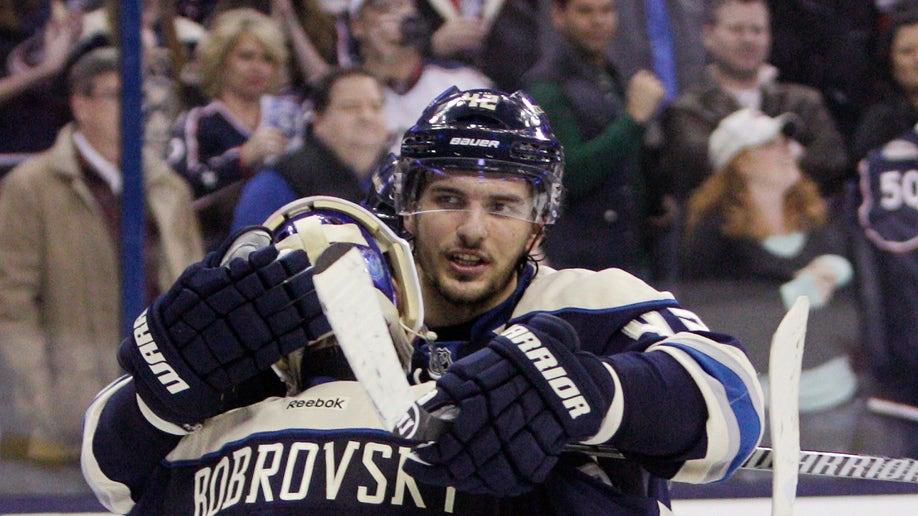 Hurricanes Blue Jackets Hockey