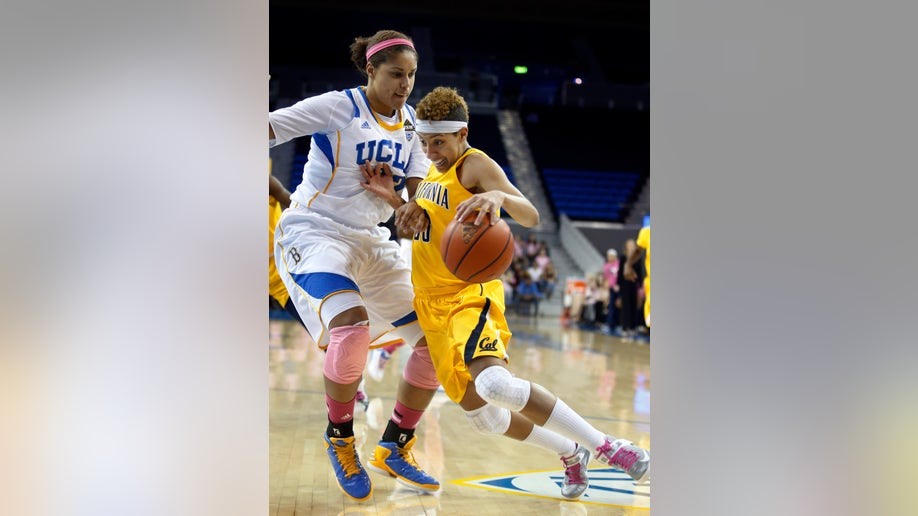 ATOPIX California UCLA Basketball