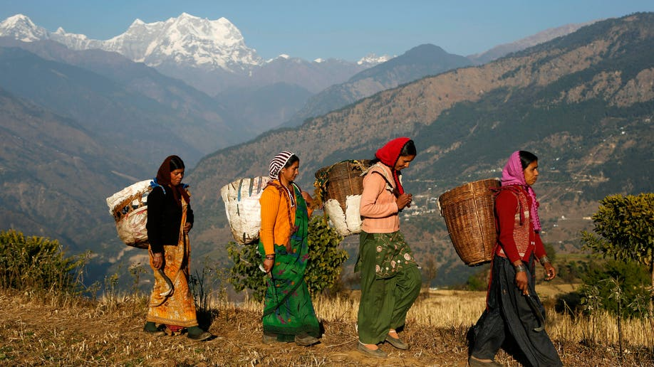 India Widows Photo Essay