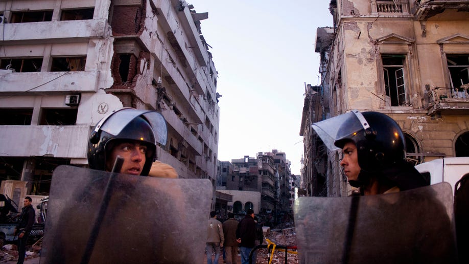 Mideast Egypt Militant Rise