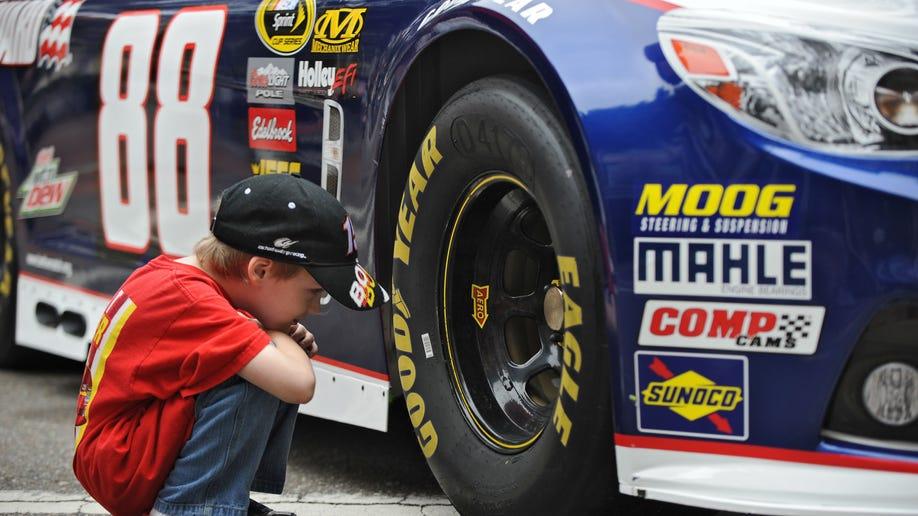NASCAR Day Auto Racing