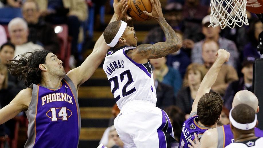 Suns Kings Basketball