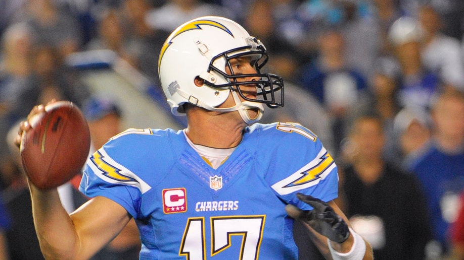 Colts Chargers Football