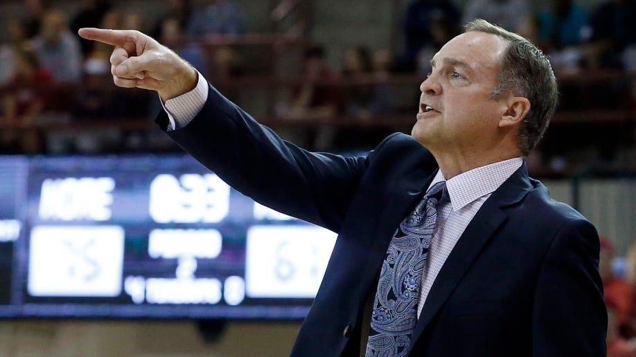 Oklahoma Christian Oklahoma Basketball