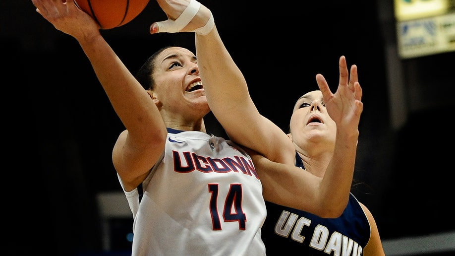 UC Davis UConn Basketball