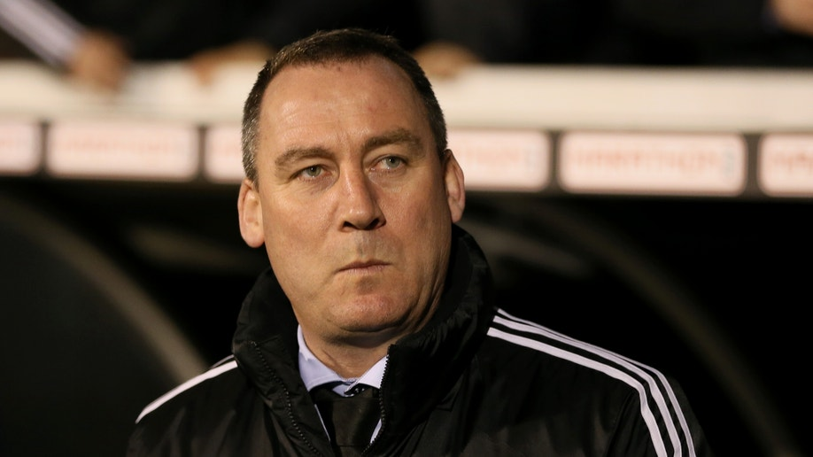 Britain Soccer Fulham Manager Fired