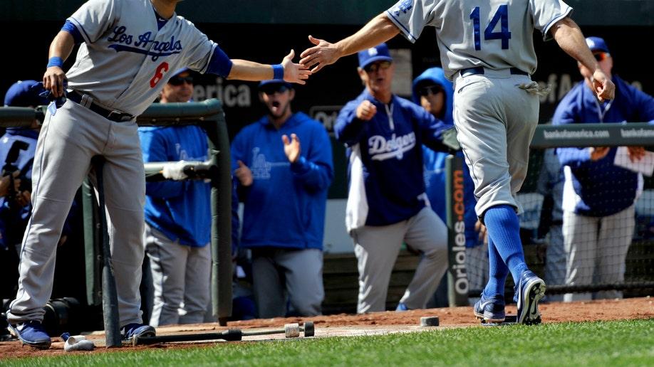 58a8a37c-Dodgers Orioles Baseball