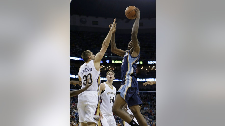 12cd5241-Grizzlies Pelicans Basketball