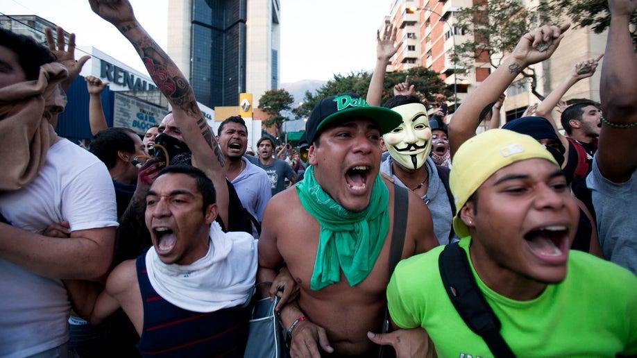 9bedfdd6-Venezuela Protests