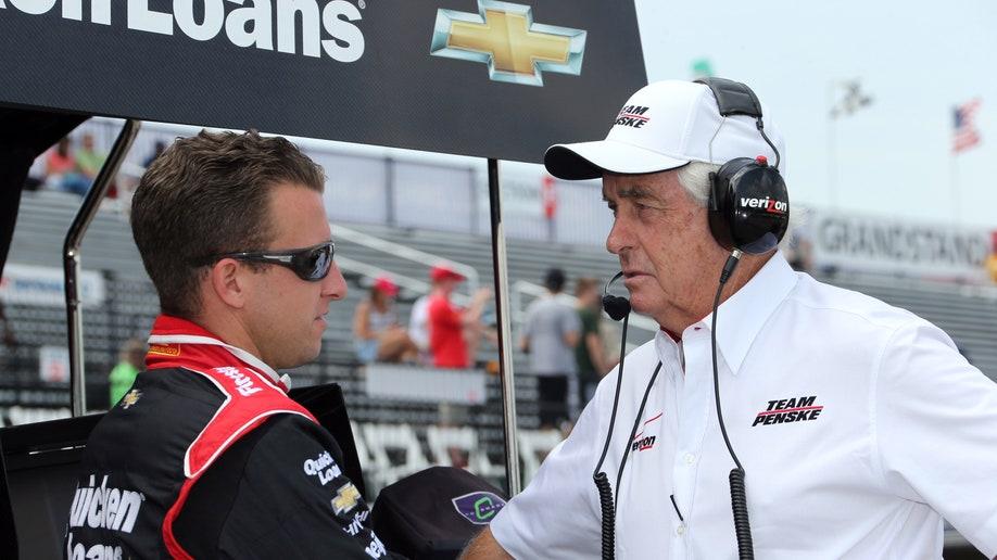ddf0230e-IndyCar Detroit Auto Racing