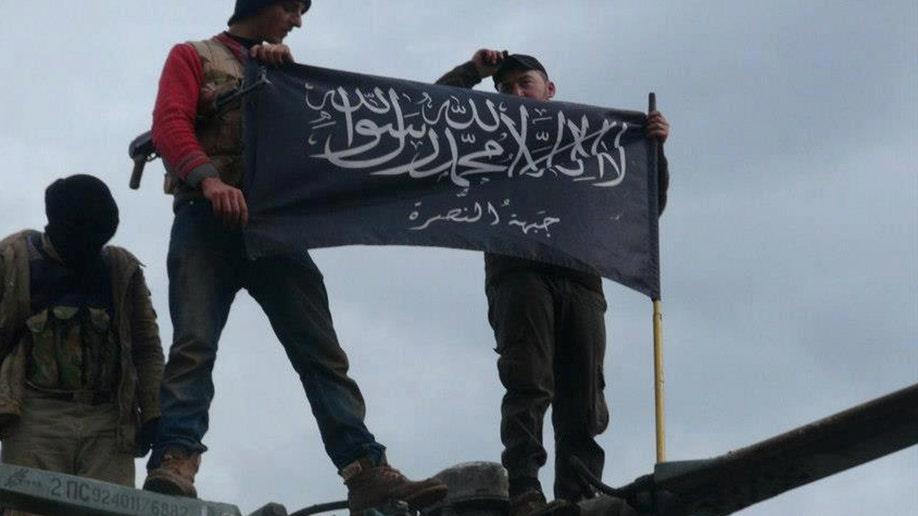 Mideast Syria Iraq Jihadi Alliance
