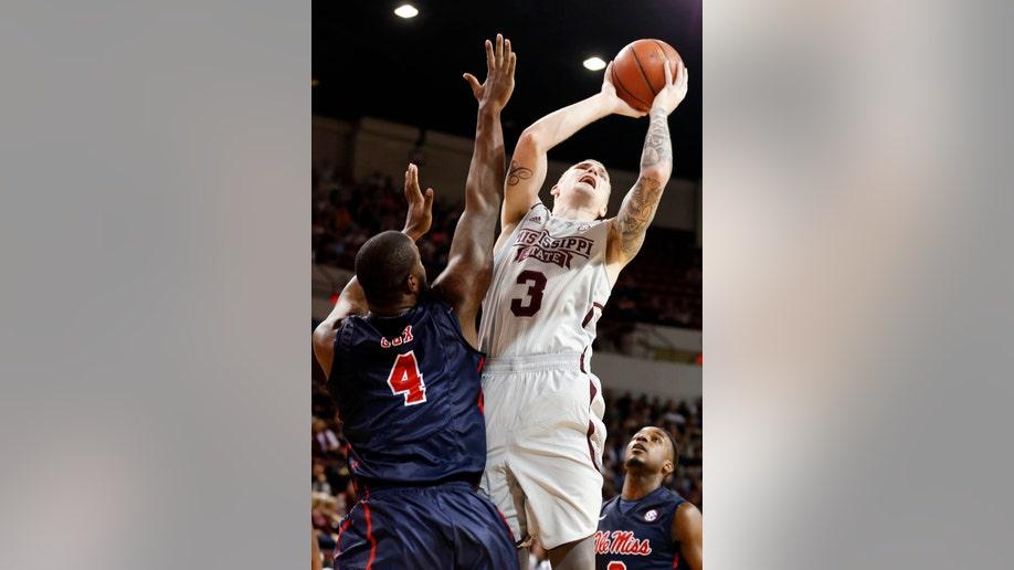 Mississippi Mississippi St Basketball