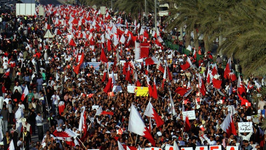 Mideast Bahrain At Crossroads