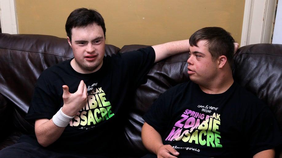 down syndrome best friends zombie movie ap 2