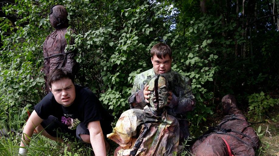 down syndrome best friends zombie movie ap 3