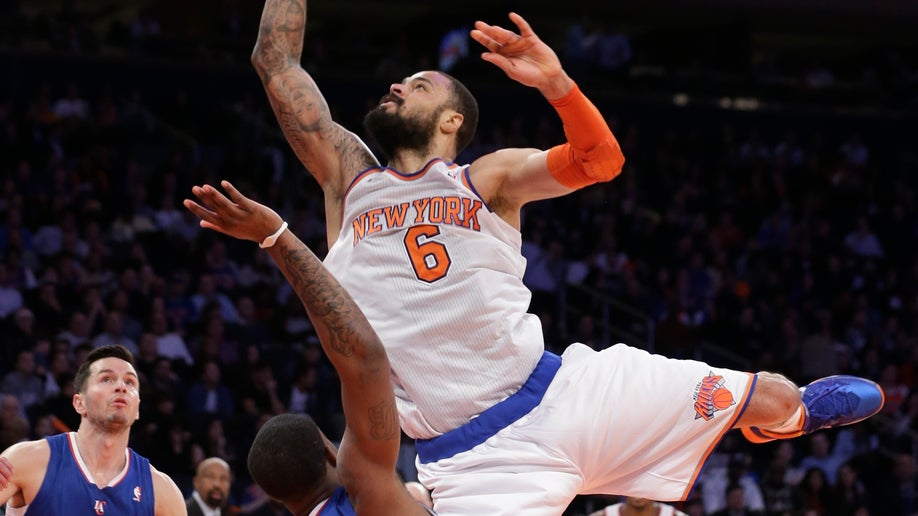 fe158035-Clippers Knicks Basketball