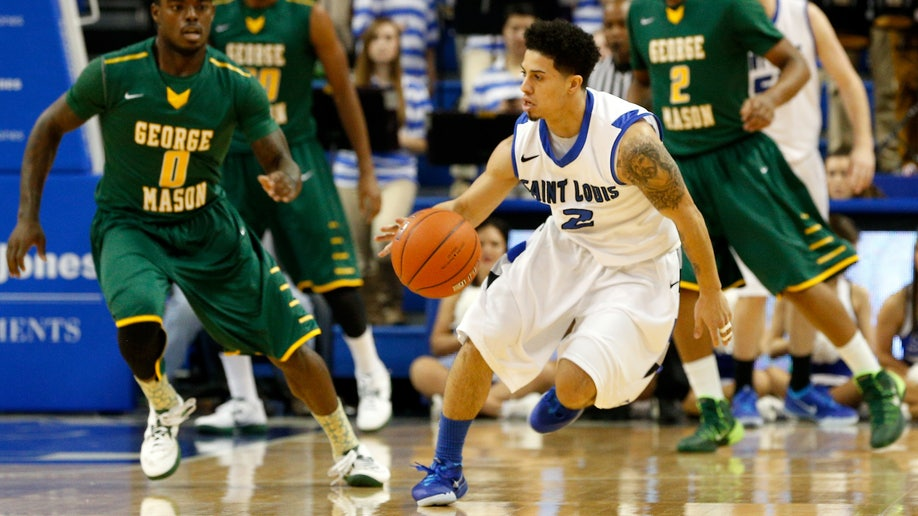 George Mason Saint Louis Basketball