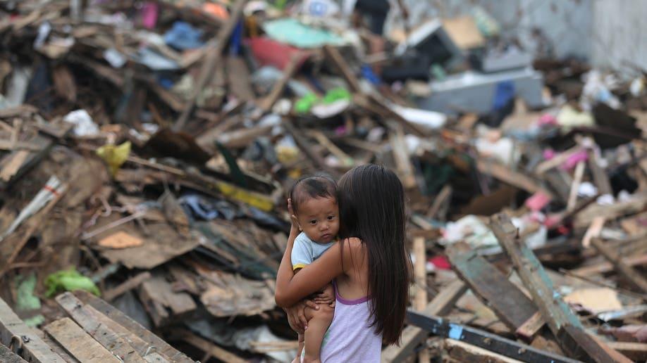 280105f9-Philippines Typhoon