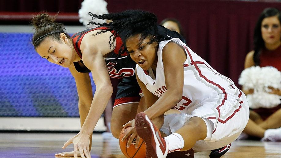 Louisville Oklahoma Basketball