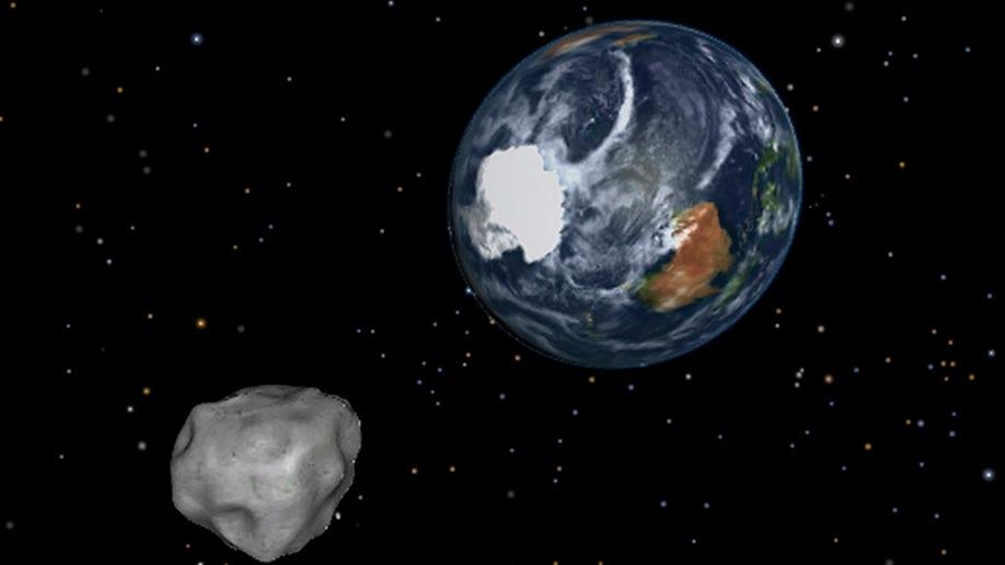 ef1aeeef-Closest Asteroid