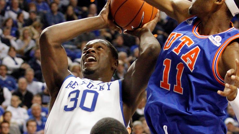 UT Arlington Kentucky Basketball