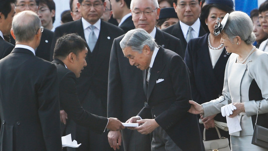 Japan Letter to the Emperor