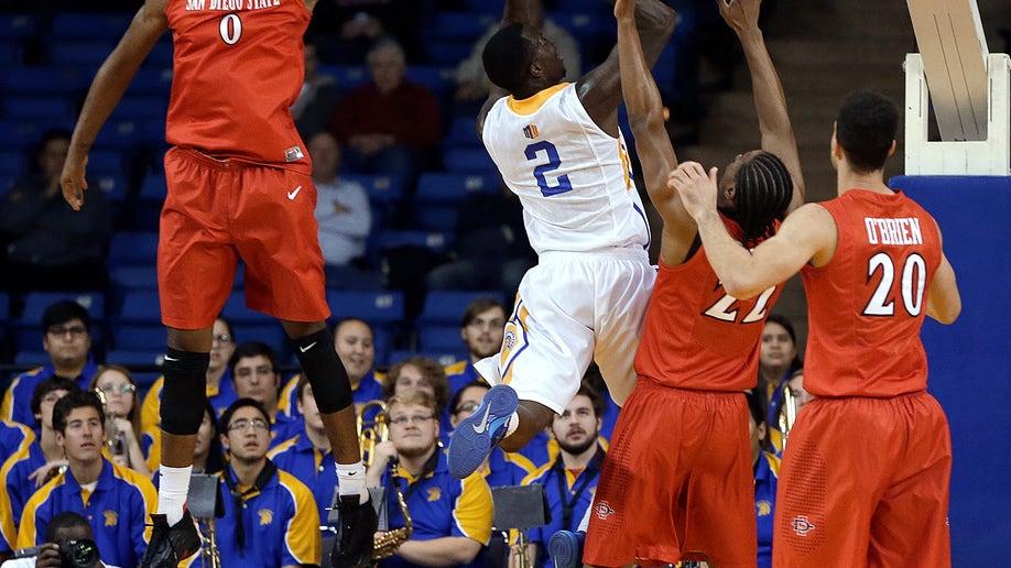 22a13a28-San Diego St San Jose St Basketball