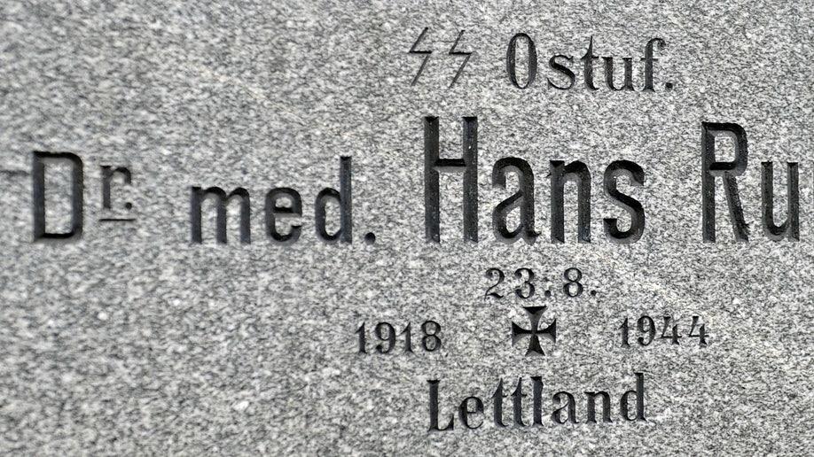 3524bac2-Austria Nazi Gravestone