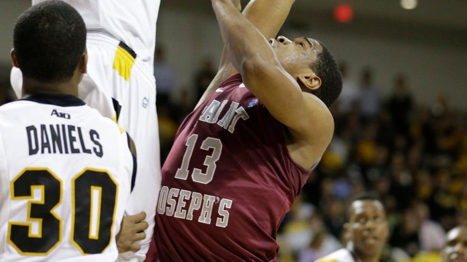 Saint Josephs VCU Basketball
