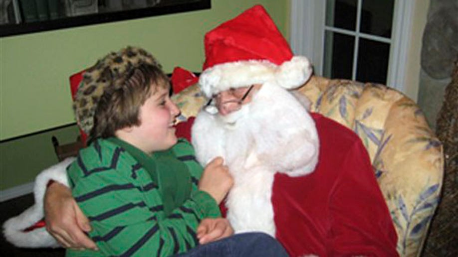 Sensitive Santas