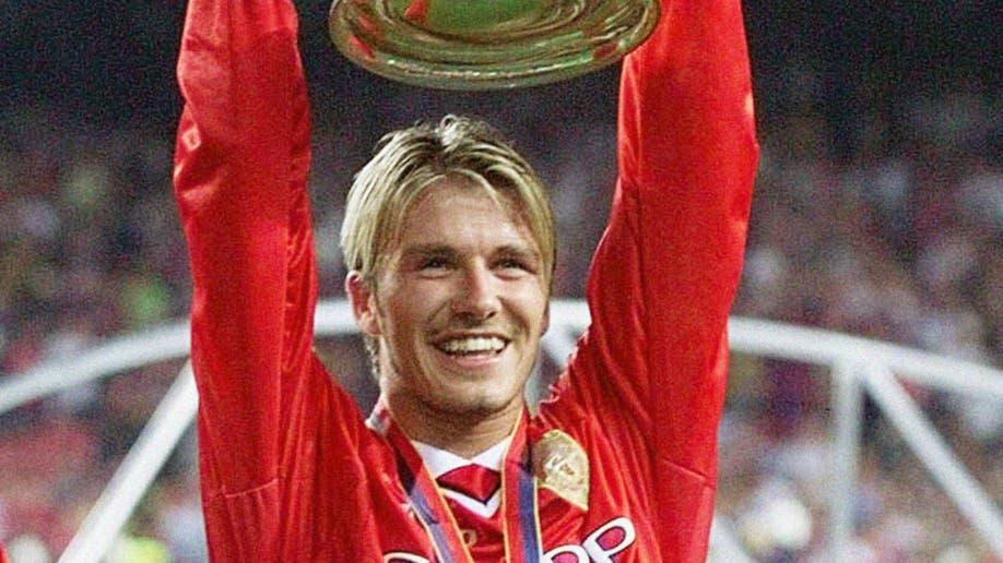 Britain Soccer  Beckham Retires