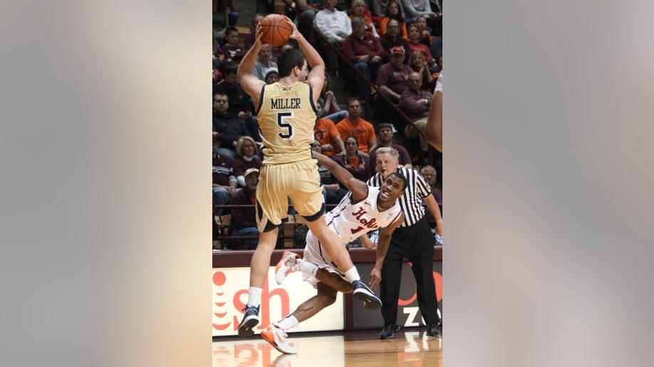 8fd3c703-Georgia Tech Virginia Tech Basketball