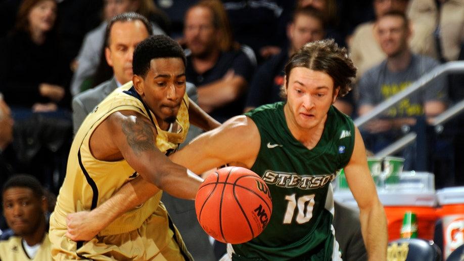 Stetson Notre Dame Basketball