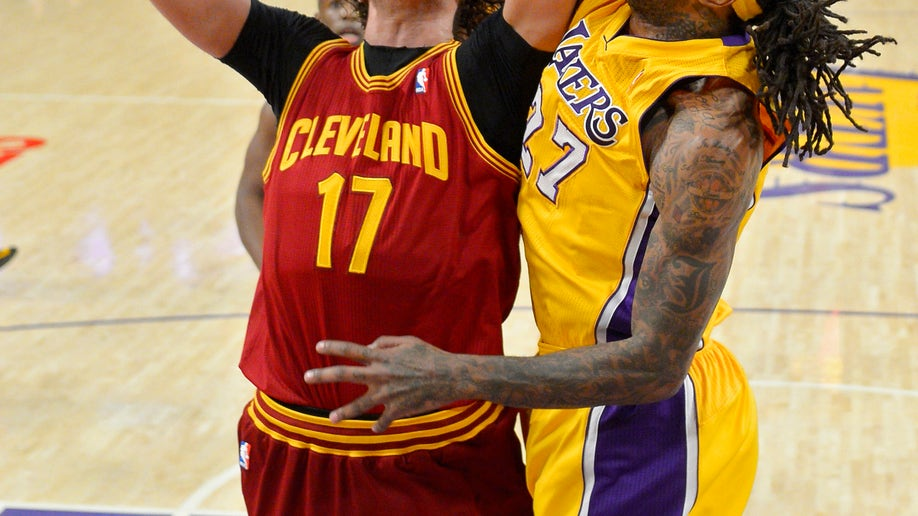 Cavaliers Lakers Basketball