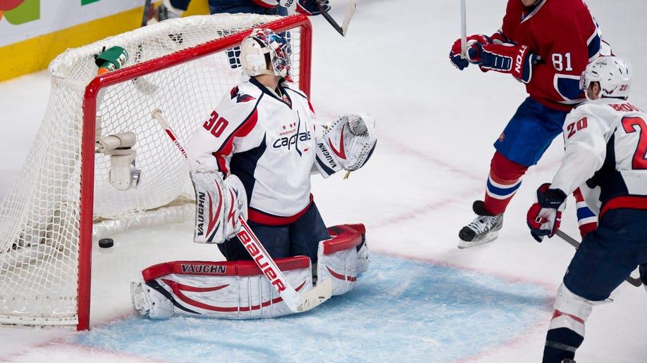 Capitals Canadiens Hockey