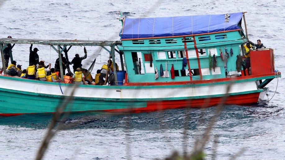 53708ffe-Australia Vietnam New Boat People