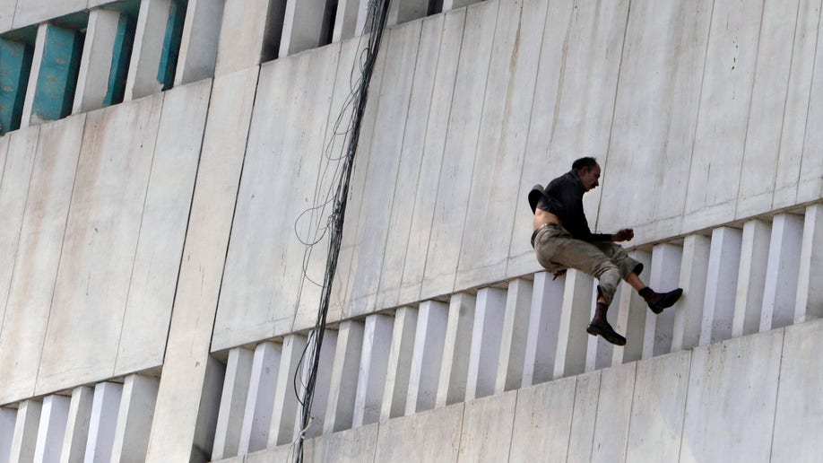 Pakistan Building Fire